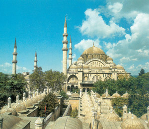 Suleimana Moðeja Stambulâ